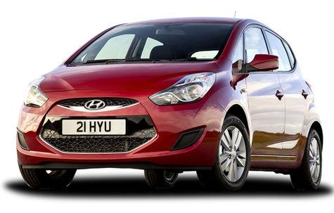 Hyundai ix20 (2010-2014)
