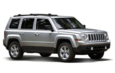 Jeep Patriot (2011-prezent)
