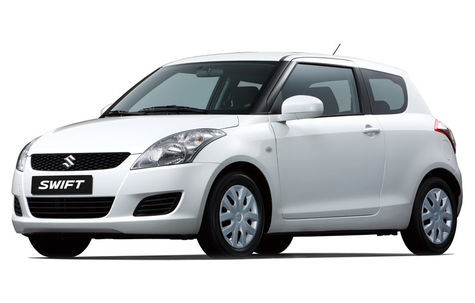 Suzuki Swift (3 usi) (2010-2014)