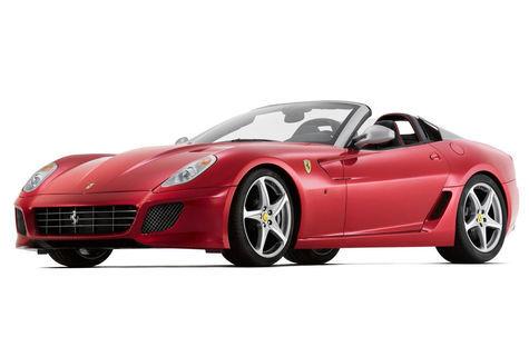 Ferrari 599 SA Aperta