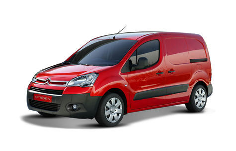 Citroen Berlingo Furgon (2012-2014)