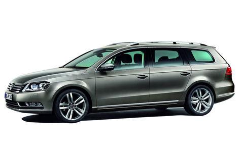 Volkswagen Passat Variant (2010-2014)