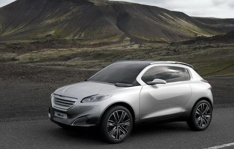 Peugeot HR 1 Concept