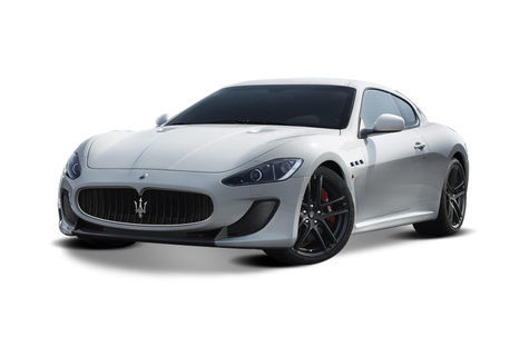 Maserati GranTurismo MC Stradale (2012)