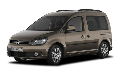 Volkswagen Caddy Life (2010-2016)
