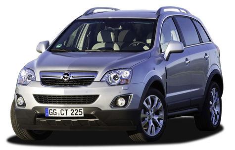 Opel Antara (2011-2016)