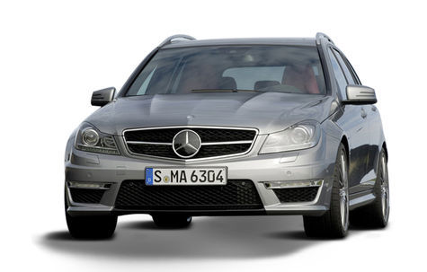 Mercedes-Benz Clasa C 63 AMG Estate (2010-2014)