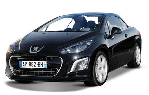 Peugeot 308 CC facelift (2011-2014)
