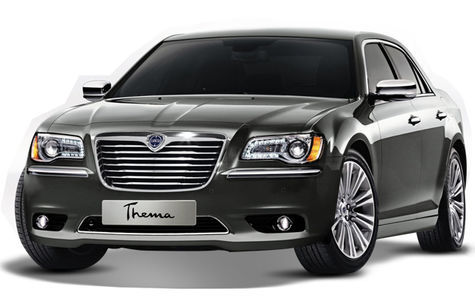 Lancia Thema (2012-prezent)