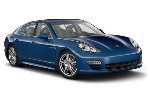Porsche Panamera S Hybrid (2011)