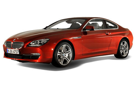 BMW Seria 6 Coupe (2011-2015)