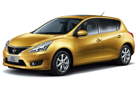 Nissan Tiida (2012-prezent)