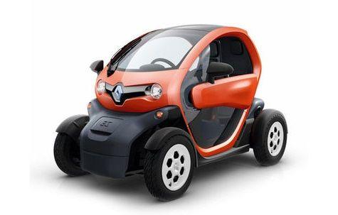 Renault Twizy (2014)