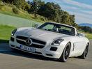 Poza 32 Mercedes-Benz SLS AMG Roadster (2011)