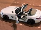 Poza 47 Mercedes-Benz SLS AMG Roadster (2011)