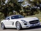 Poza 71 Mercedes-Benz SLS AMG Roadster (2011)