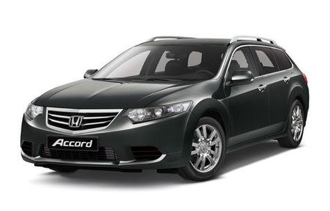 Honda Accord Tourer (2011-2014)