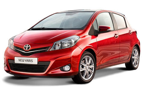 Toyota Yaris (2011-2014)