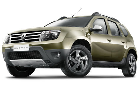 Renault Duster (America de Sud)
