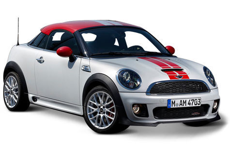 MINI Coupe (2011-2015)