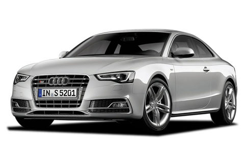 Audi S5 Coupe facelift (2011-2016)