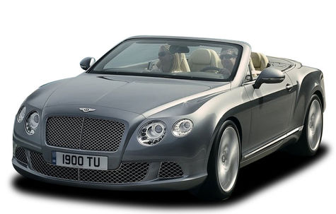 Bentley Continental GTC facelift (2012-2017)