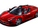 Poze Ferrari 458 Spider