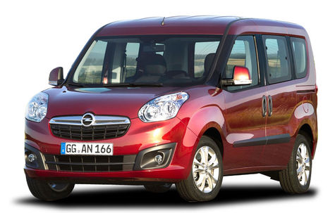 Opel Combo Tour (2012-prezent)