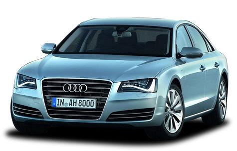 Audi A8 Hybrid (2010-2014)