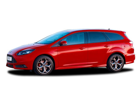 Ford Focus ST Wagon (2012)