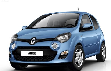 Renault Twingo facelift (2012-2014)