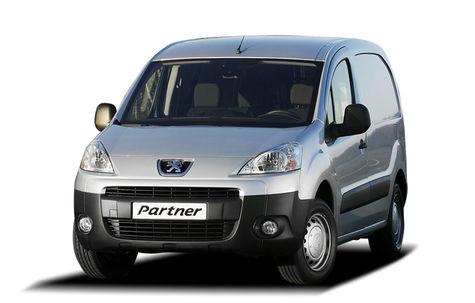 Peugeot Partner Furgon (2011-2016)