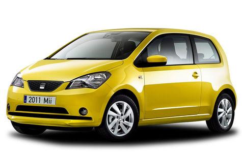 SEAT Mii (3 usi) (2011-prezent)
