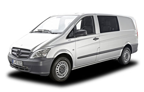 Mercedes-Benz Vito (2010)