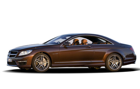 Mercedes-Benz CL 65 AMG (2012-2014)