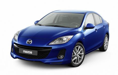 Mazda 3 sedan (2011)