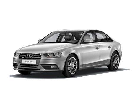 Audi A4 facelift (2012-2015)