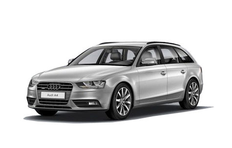 Audi A4 Avant facelift (2012-2015)