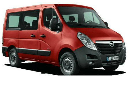 Opel Movano Combi (2010-prezent)