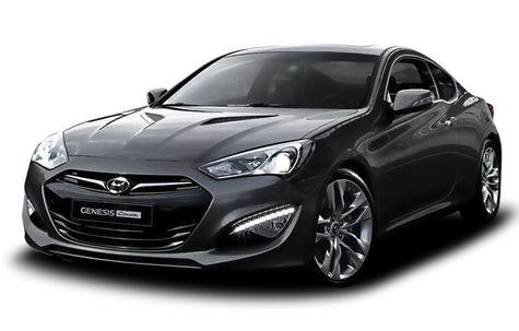 Hyundai Genesis Coupe (2011)