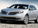 Poze Lincoln MKS facelift