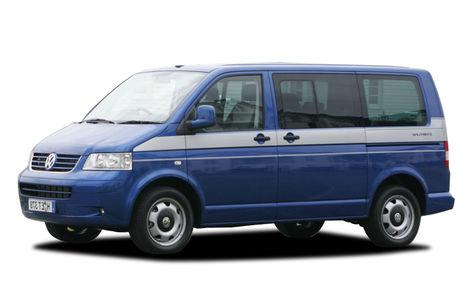 Volkswagen T5 Multivan (2002-2009)