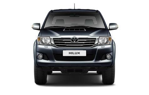 Toyota Hilux Cabina Simpla facelift (2011-2015)