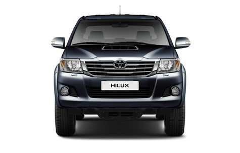 Toyota Hilux Cabina Extra facelift (2011-2014)