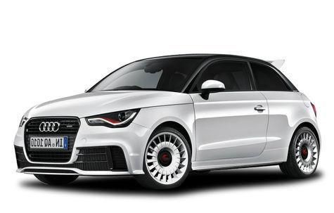 Audi A1 quattro (2012-2014)