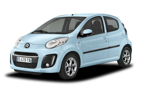 Citroen C1 facelift (2012-2014)