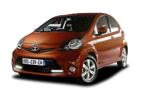 Toyota Aygo (2012-2014)