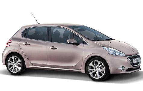 Peugeot 208 (2012-2015)