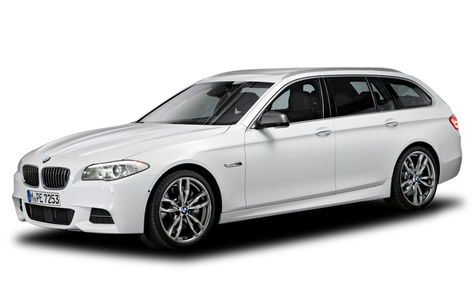 BMW M550d xDrive Touring (2012-2016)