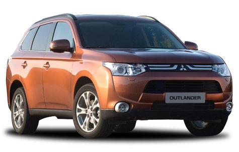 Mitsubishi  Outlander (2012)